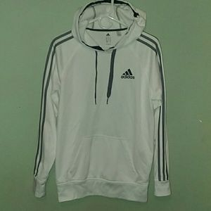 Adidas hoodie men's size small